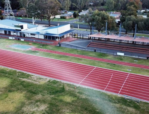 Shaw breaks triple jump record at Round 3 of 'Welcome Back to Athletics' Bendigo