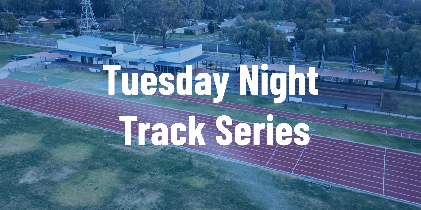 Tuesday Night Track Series Bendigo