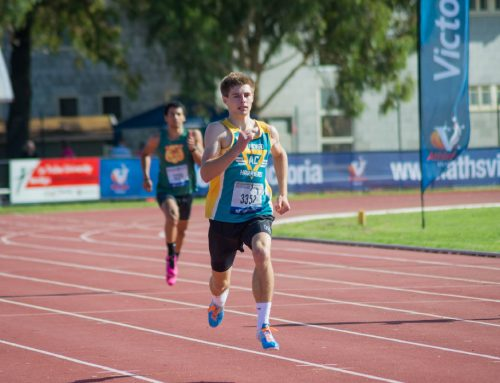 Wrap-Up – 2020-21 'Welcome Back to Athletics' Bendigo – Round 2