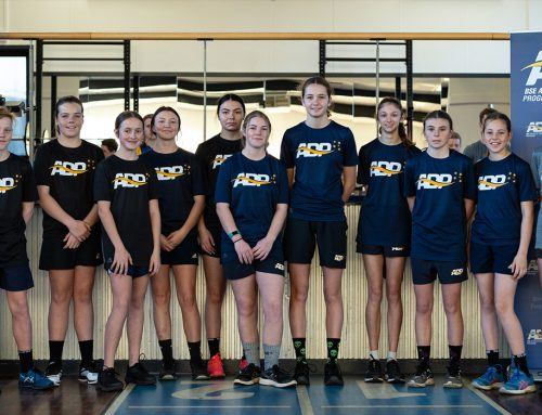 Applications now open for the 2021 Athlete Development Program (ADP)