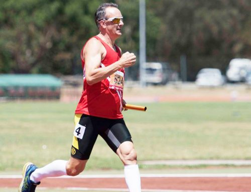 Q&A with Greg Hilson – long term athlete, builder & sponsor of Bendigo athletics