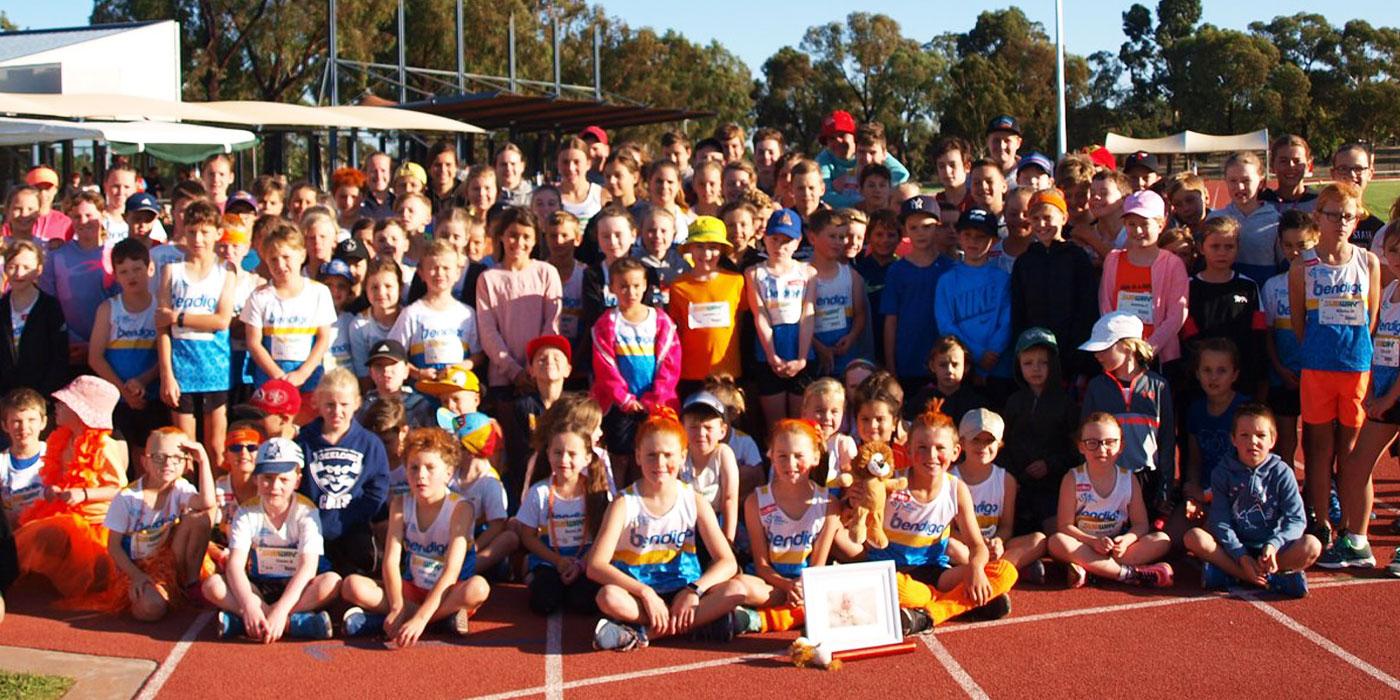 Little Athletics Bendigo Royal Children's Hospital Fundraiser