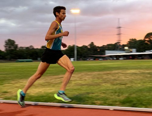 Cook burns track, 10,000m record in Bendigo aths classic