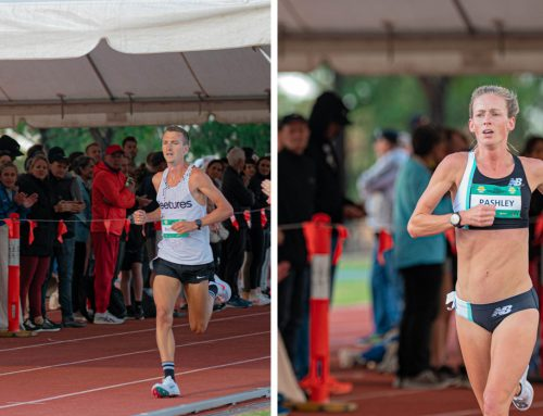 5k Frenzy Wrap: Competitors smash 5km records