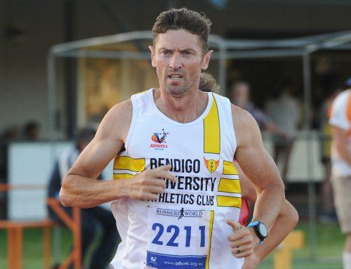 Nathan Crowley motors towards national 800m record