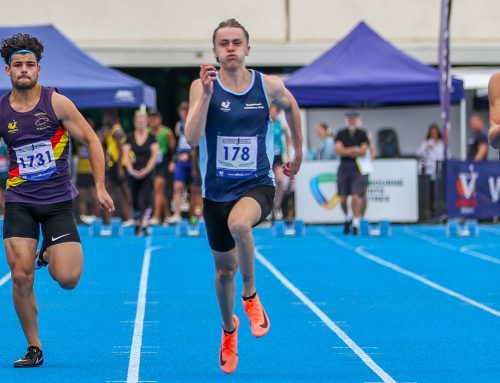 Bendigo region's stars in hot form at 2021 Victorian state championships