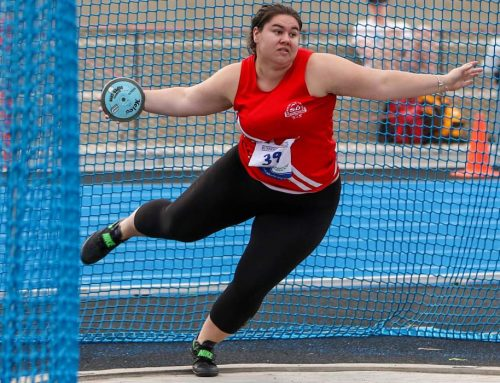Region hauls in nine medals at 2021 Athletics Victoria Track and Field Championships