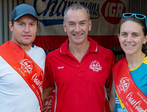 Griffin, Wilkinson rule at Woodvale Classic